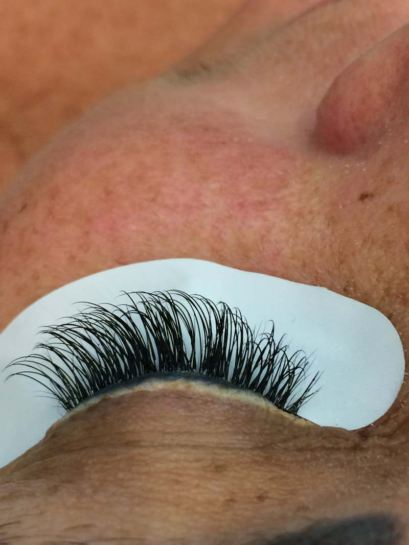 Eyelash Extensions - The Skin and Lash Lady
